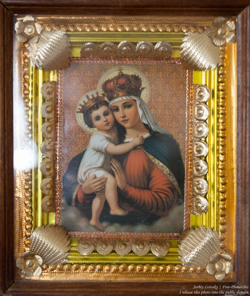an icon of mother Mary, picture 2
