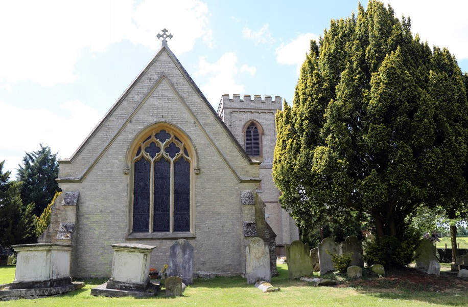 Bobbingworth, Essex, England - St Germain's Church exterior from the east
