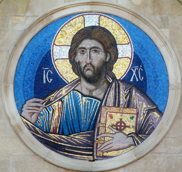 Christ the Pantocrator of Roath