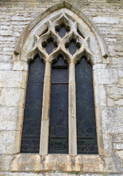 Church of St Andrew, Boothby Pagnell, Lincolnshire, England - North Aisle north window