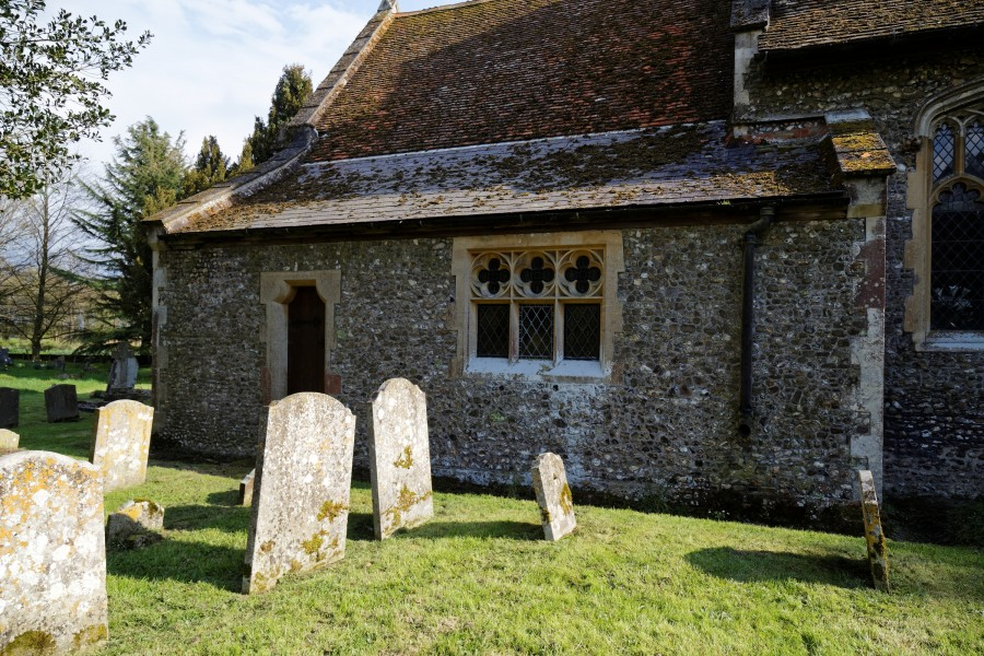 Church of St Mary and St Christopher, Panfield - vestry