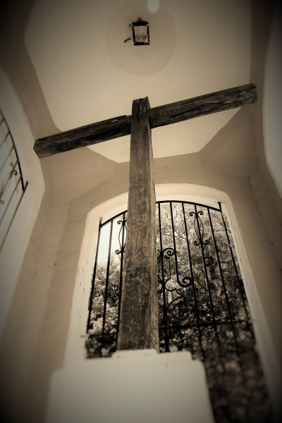 Cruz de San Clemente - Cross of San Clemente