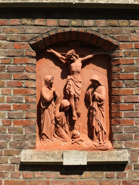 Dendermonde St-Alexiuskerk Seven Sorrows of Mary 05