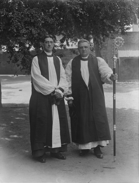 Dr. R. Miller and John Gregg Archbishop of Dublin. (22571712226)