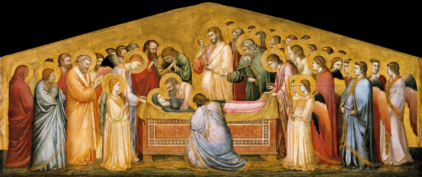 Giotto - The Entombment of Mary - Google Art Project