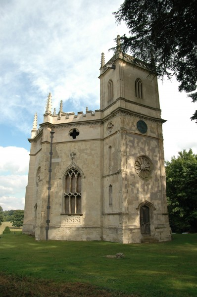 Hartwell church, Buckinghamshire