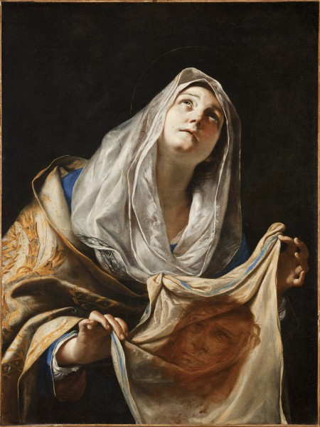 Saint Veronica with the Veil LACMA M.84.20 (1 of 2)