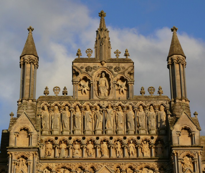 Wells cathedral 25