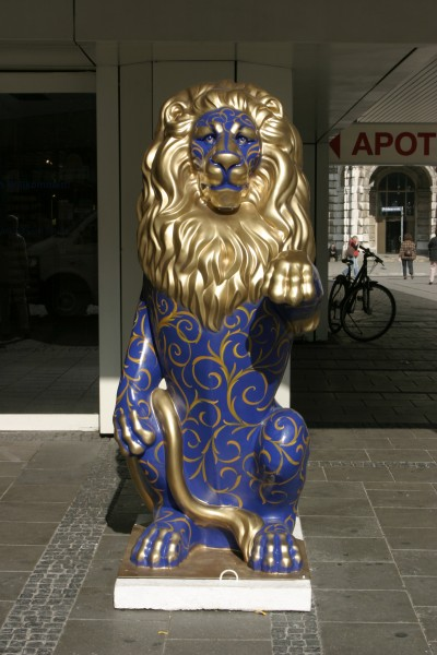 Munich - Lion 04