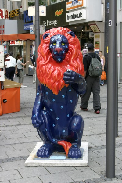 Munich - Lion 05