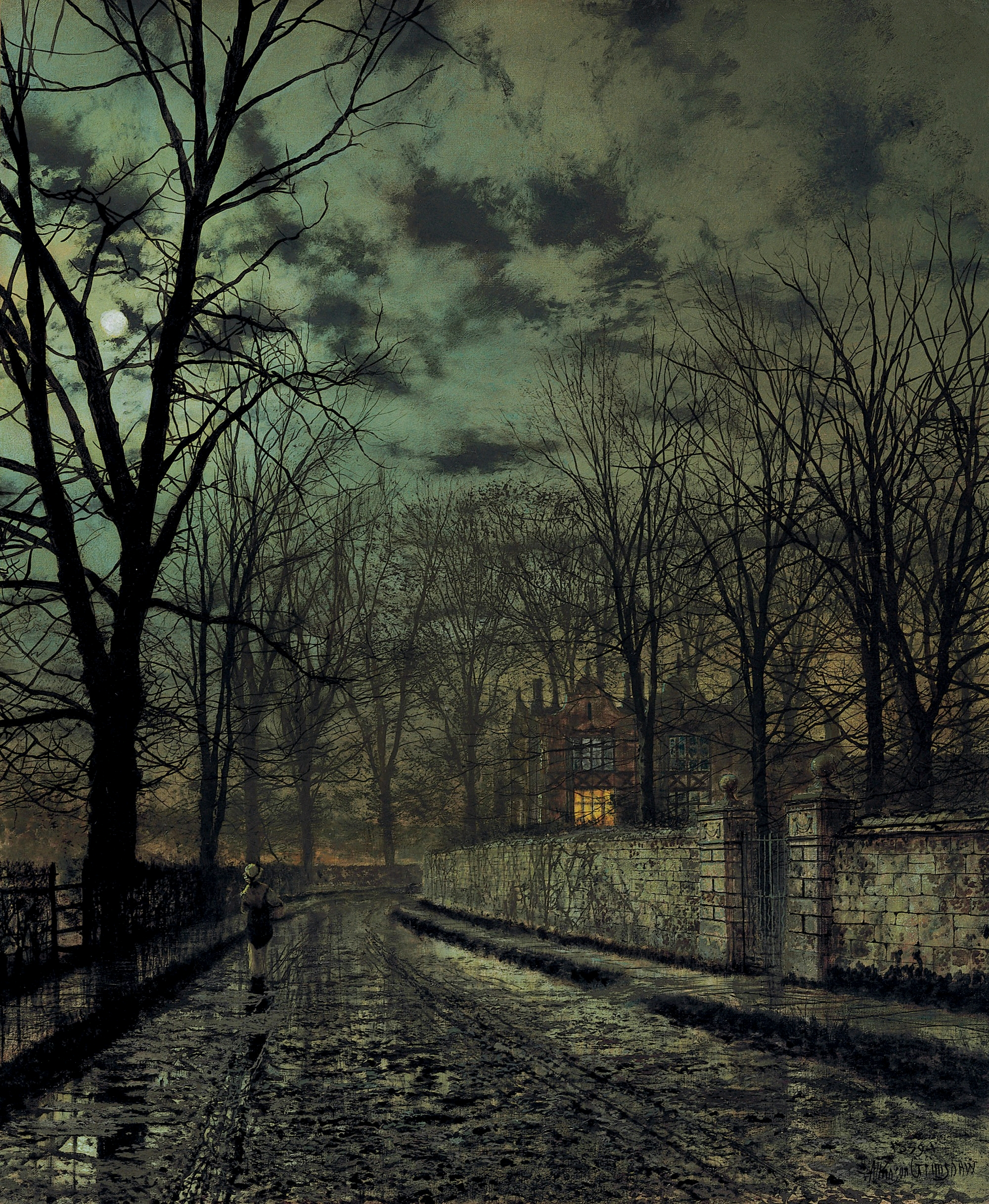 Grimshaw - November, 1879