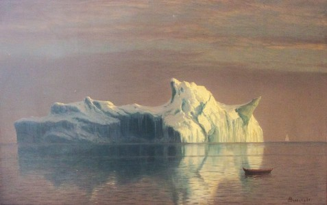 Bierstadt - The Iceberg