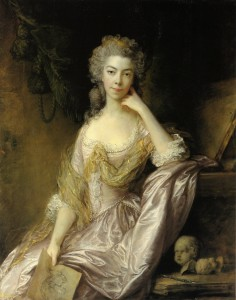 Thomas Gainsborough Mrs Drummond