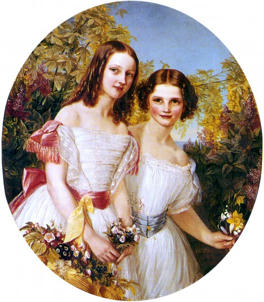 Alix and Dagmar of Denmark