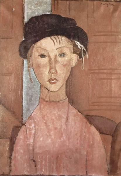 Amadeo Modigliani 020