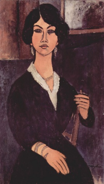 Amadeo Modigliani 054