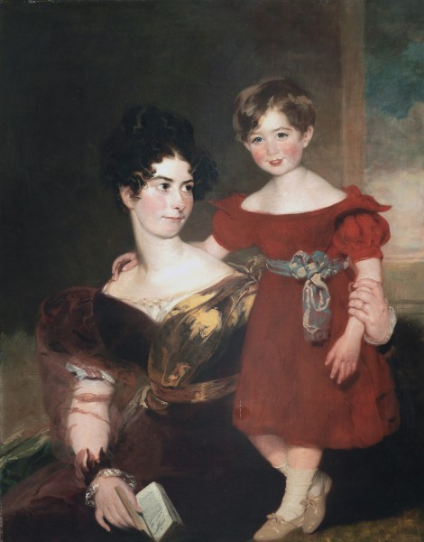 Emma, with George Ward Hunt (1825-1877), by English School of the 19th century