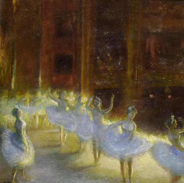Gaston La Touche Le Ballet