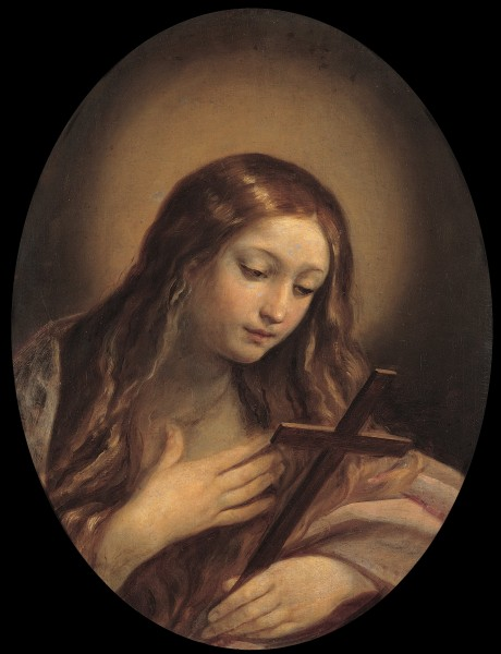Guido Reni - Penitent Magdalene - Google Art Project