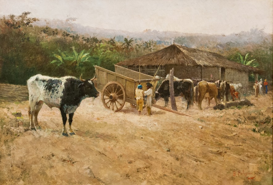 In the field by Beniamino Parlagreco, Parlagrecco