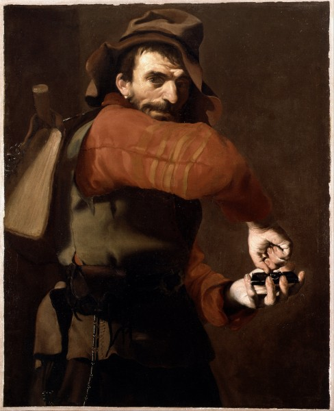 Italian (Neapolitan) - The Locksmith - Google Art Project