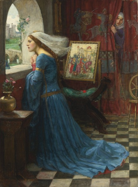 John William Waterhouse - Fair Rosamund