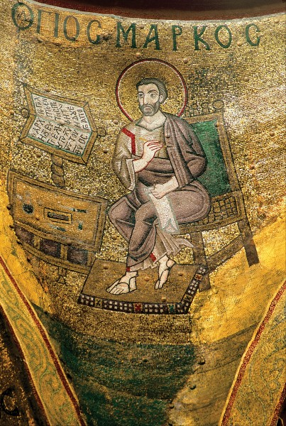 St. Mark the Evangelist - Google Art Project