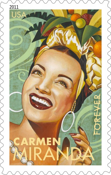 US Postage stamp, Latin Music Legends