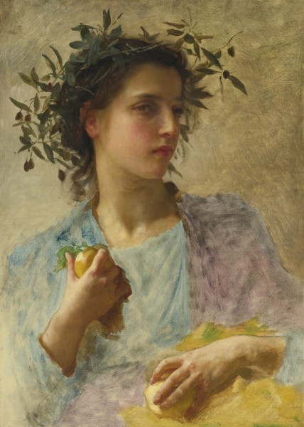 William-Adolphe Bouguereau - L'été (ca.1880)