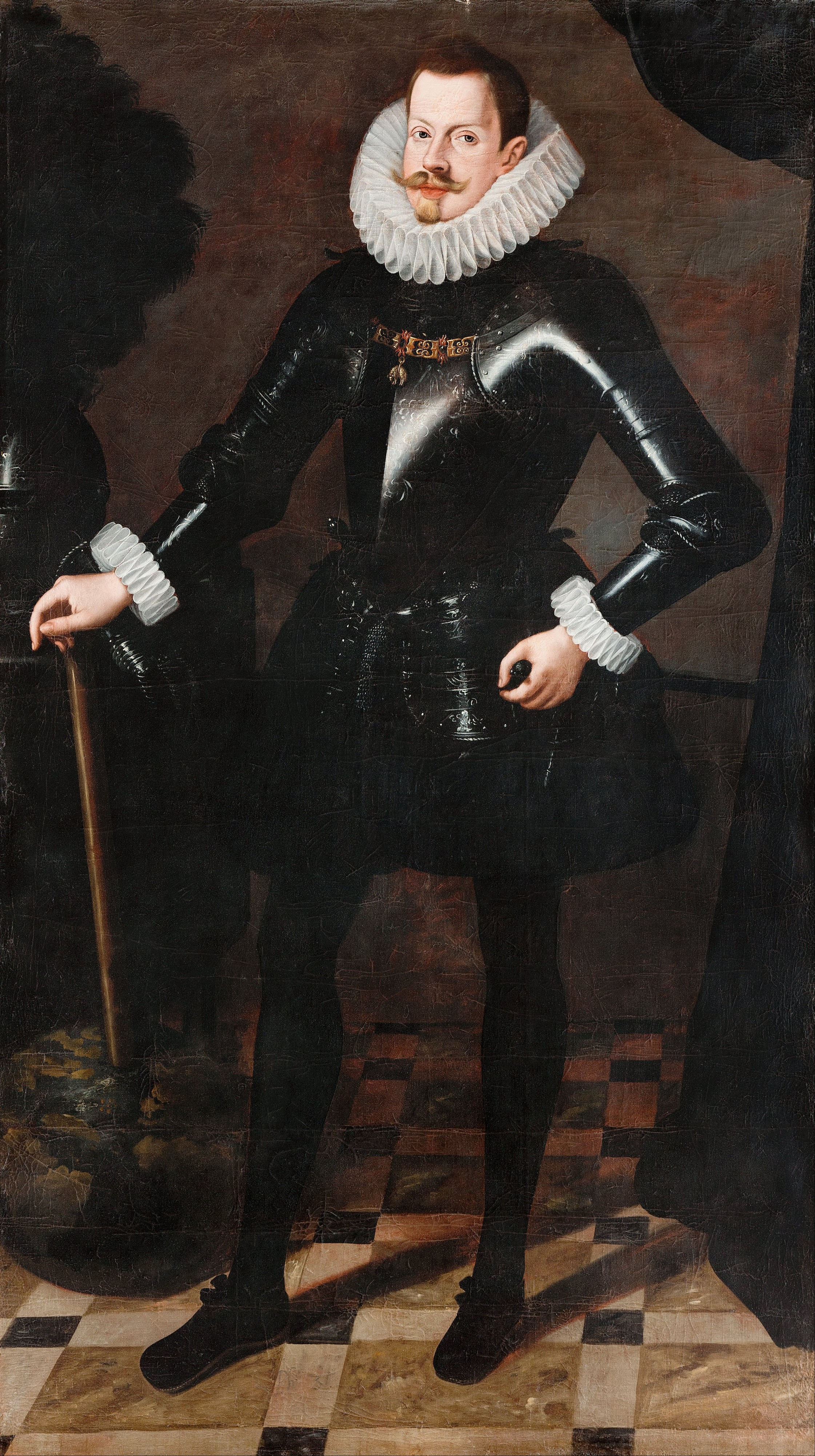 Andres Lopez Polanco, attributed to - Philip III of Spain (1578 – 1621) - Google Art Project