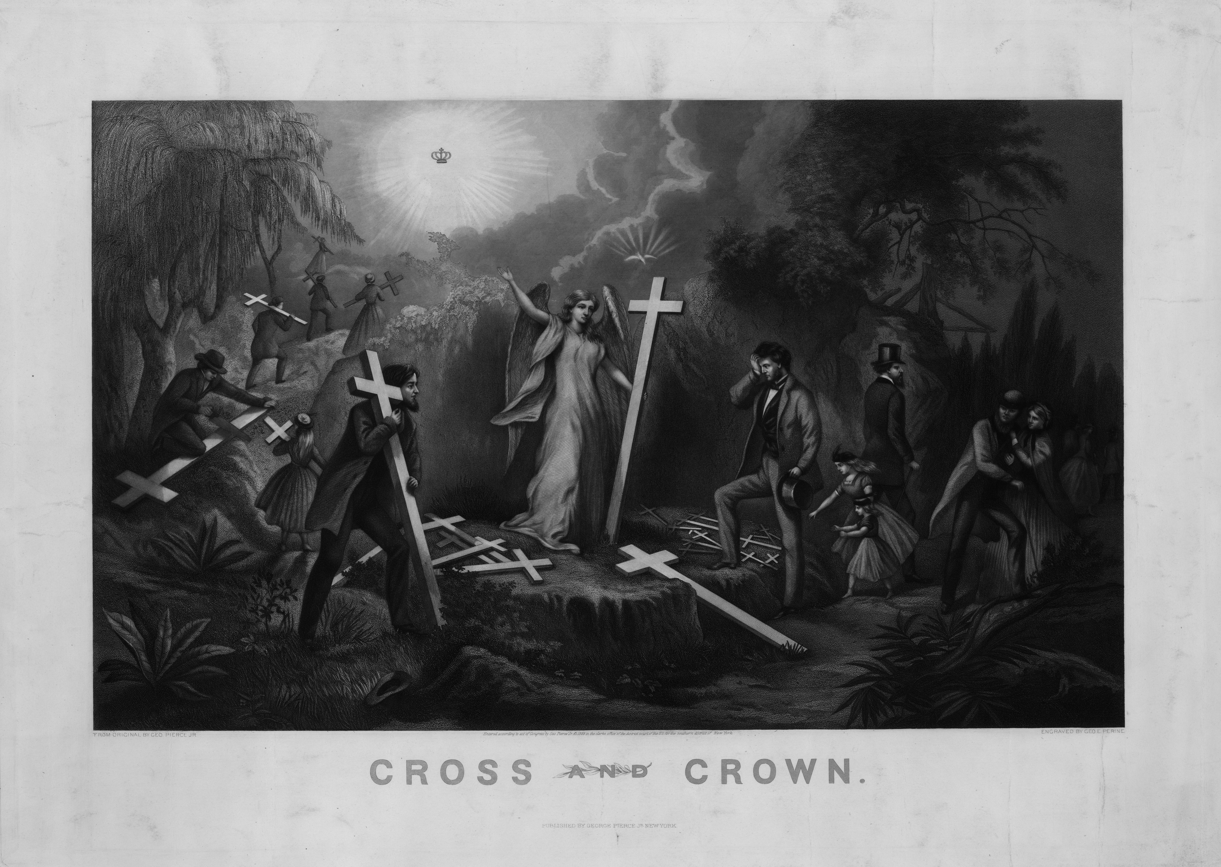 Cross and Crown-Perine