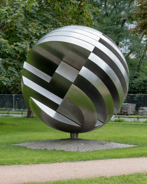 Bonn, Skulptur -Integration 1976- -- 2017 -- 2120