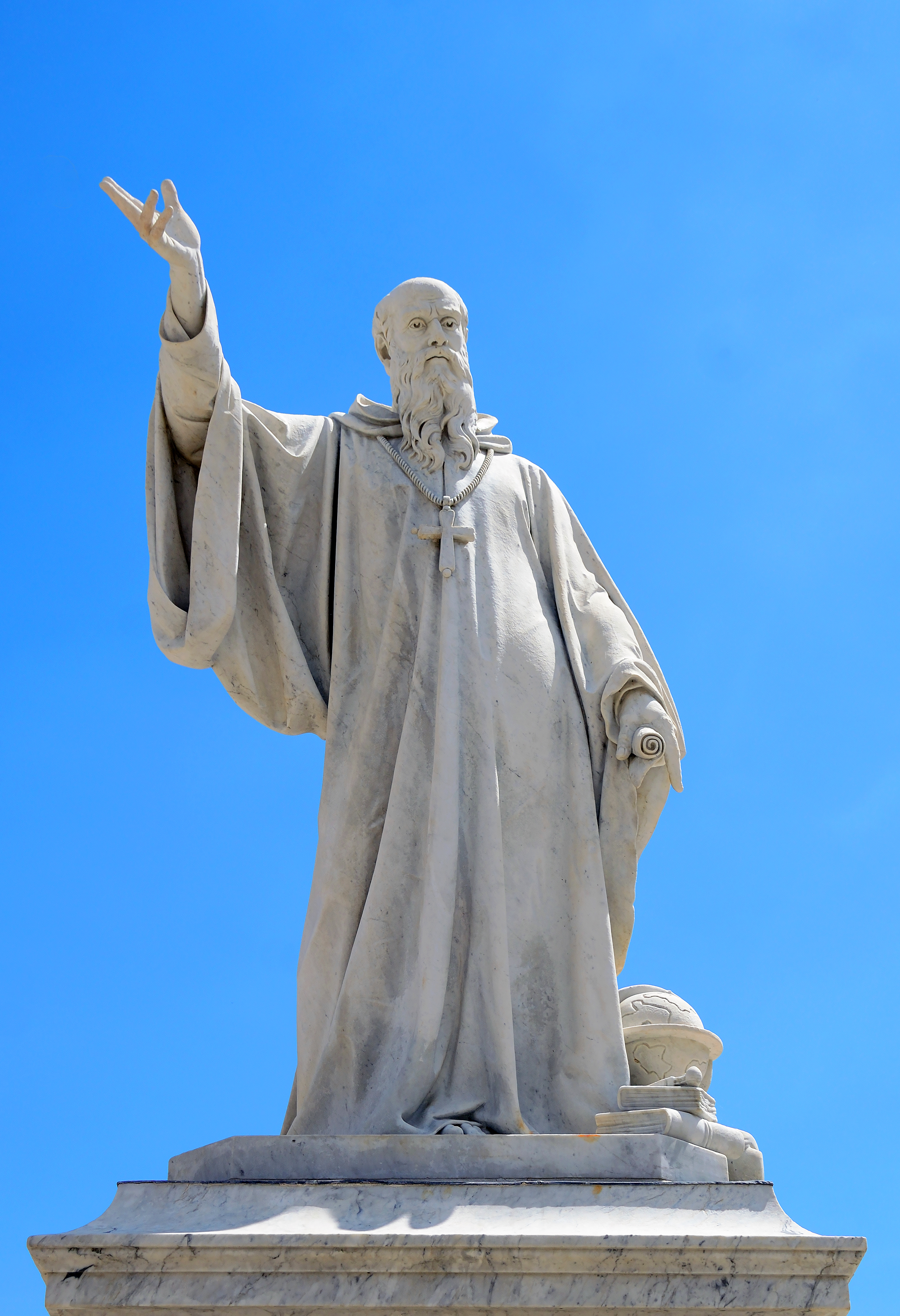 Statue of Benedict of Nursia