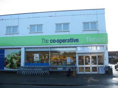 The Co-operative Tilehurst
