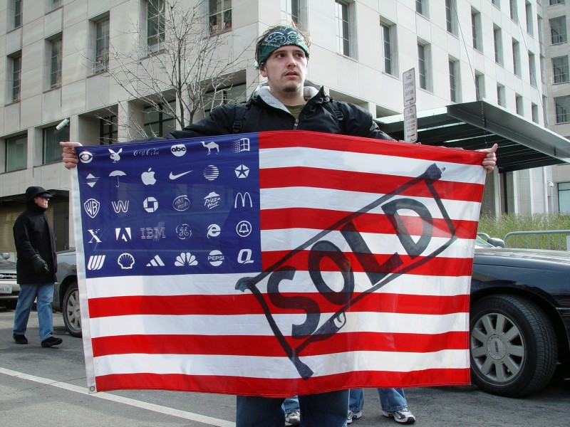 J20 corporate flag dc