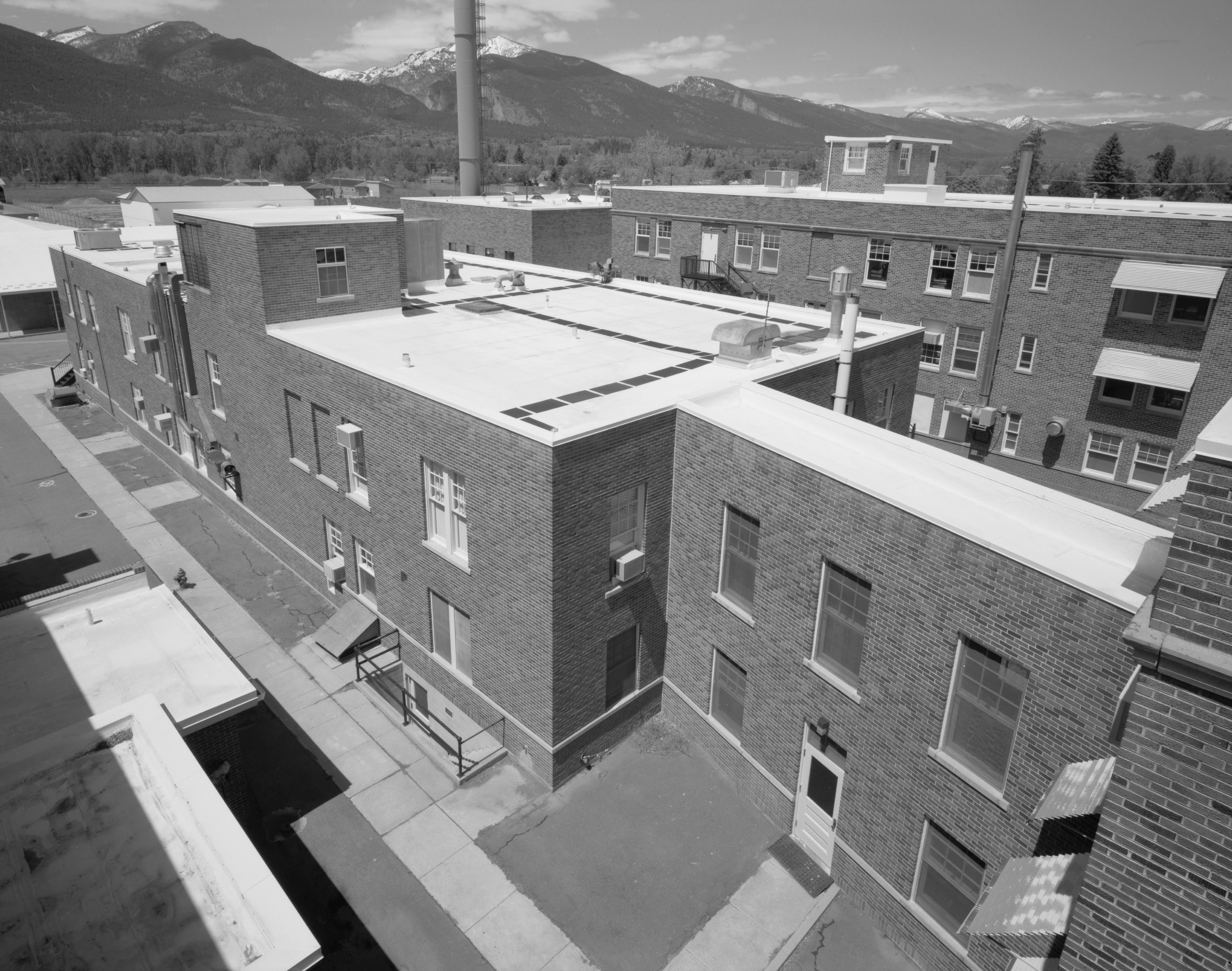 Building 4, Rocky Mountain Laboratory