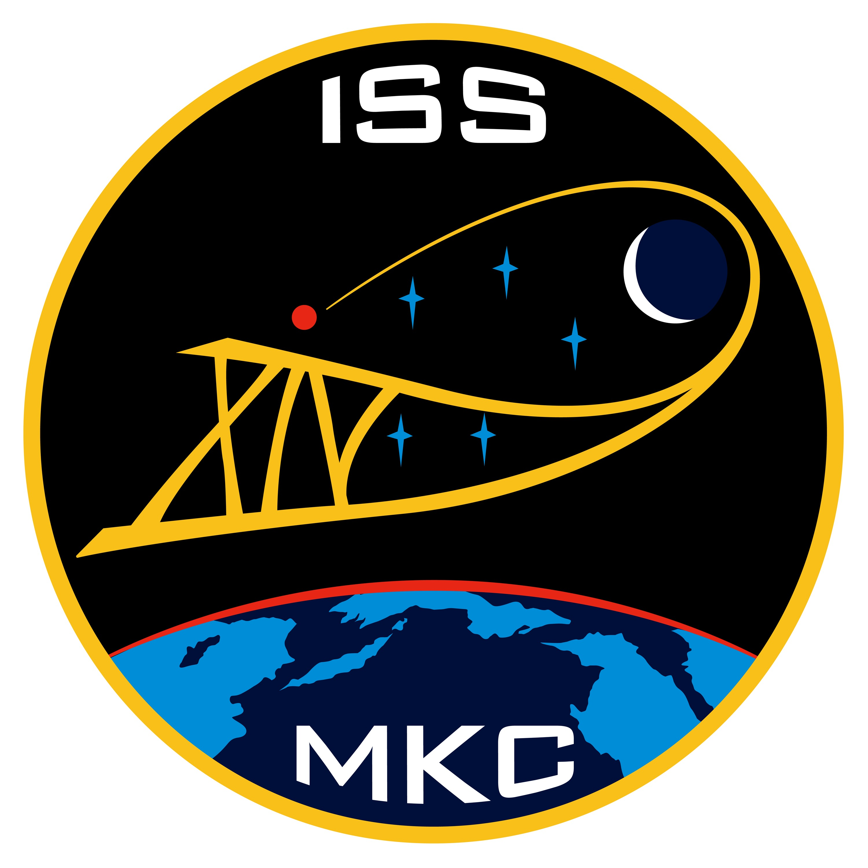 Iss14 mission insignia