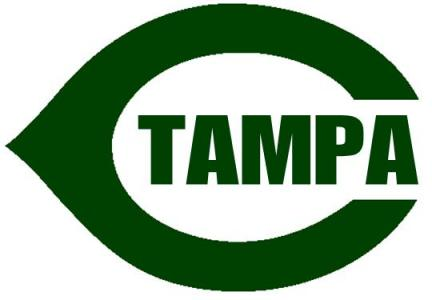 Tampa Catholic High School primary baseball logo