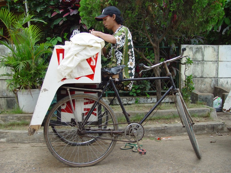 Indonesia bike25