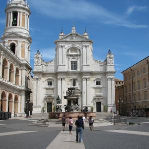 Loreto is a town and comune of the Italian province of Ancona, in the Marche.
