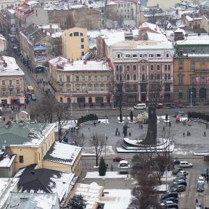 Free pictures of Lviv, Ukraine.