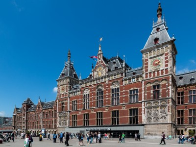 Amsterdam (NL), Centraal Station -- 2015 -- 7269