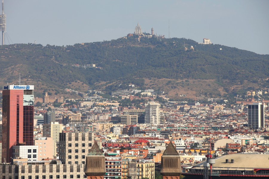 Barcelona, Spain, Europe, August 2013, picture 5
