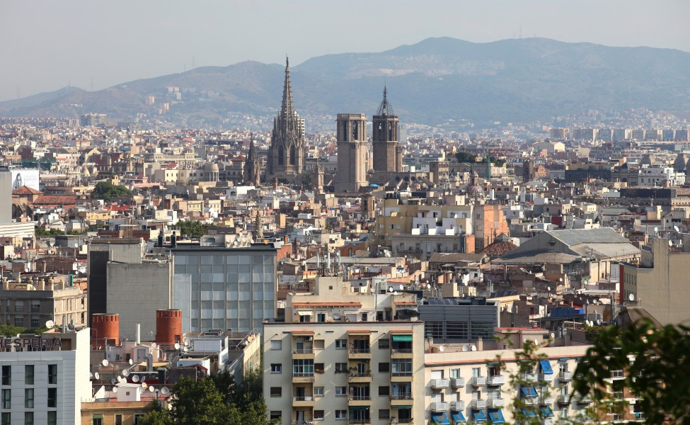 Barcelona, Spain, Europe, August 2013, picture 10