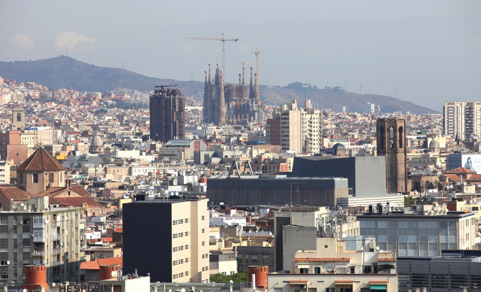 Barcelona, Spain, Europe, August 2013, picture 17