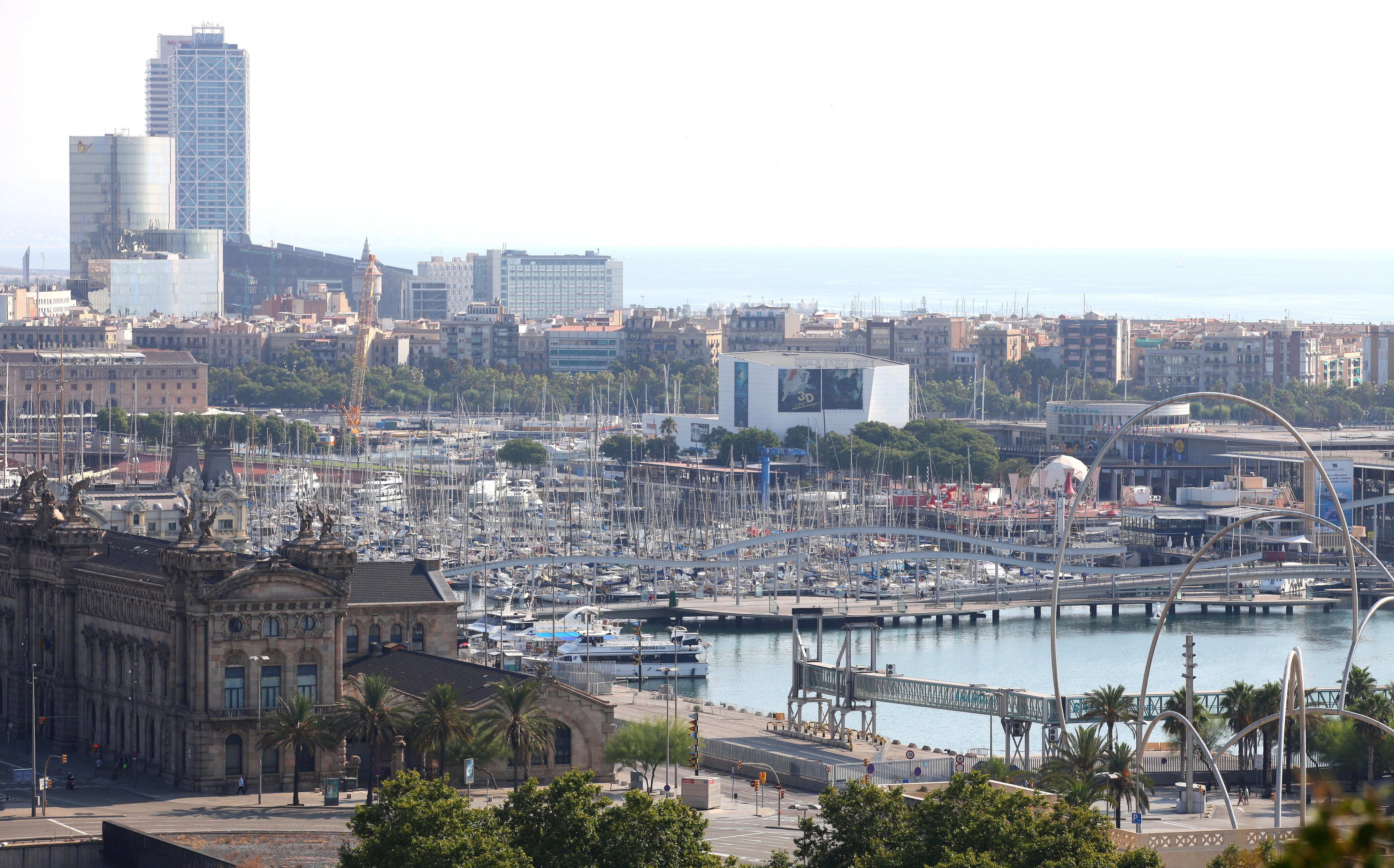 Barcelona, Spain, Europe, August 2013, picture 14