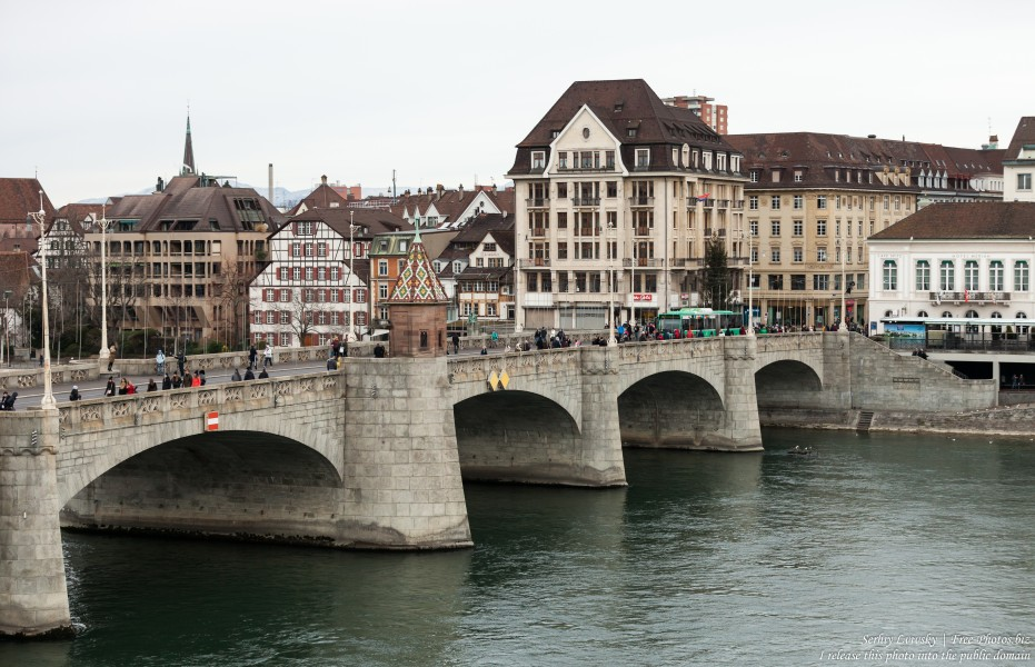 Basel, Switzerland photographed in December 2017 by Serhiy Lvivsky, picture 6