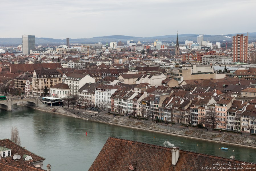 Basel, Switzerland photographed in December 2017 by Serhiy Lvivsky, picture 14