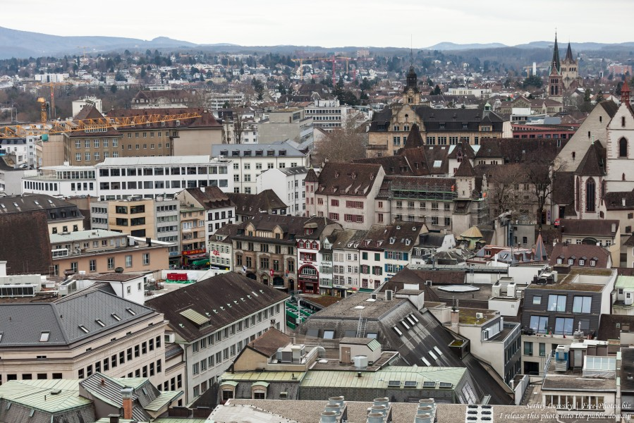 Basel, Switzerland photographed in December 2017 by Serhiy Lvivsky, picture 15