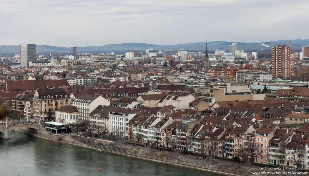 Basel, Switzerland photographed in December 2017 by Serhiy Lvivsky, picture 17